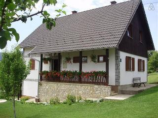 Lovely 2 bedroom Guest house in Plitvica - Plitvica vacation rentals