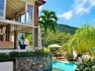 Stunning 2 Bedroom Villa in Tortola - Tortola vacation rentals