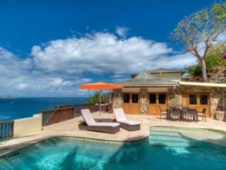 4 Bedroom Oceanfront Villa in Tortola - Virgin Gorda vacation rentals