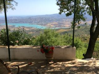 Rustic house in peaceful mountain location, Spain - Periana vacation rentals