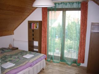 ActiveApartman in Keszthely for 1-4 people - Keszthely vacation rentals