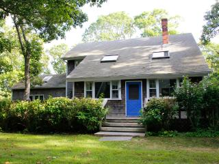GIBBT - Large Deck, Wifi, A/C, Conveniently Located in One of The Most - Chilmark vacation rentals