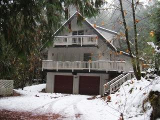 Mt. Baker Lodging - Cabin #24- A pet-friendly, 3-story, 4-bedroom, private vacation home! - Glacier vacation rentals