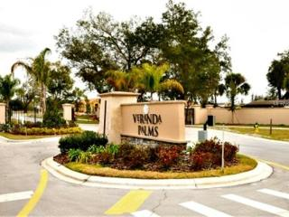 ***Near Disney Parks*** Executive Single Family Vacation Home In   ***Veranda Palms*** - Kissimmee vacation rentals