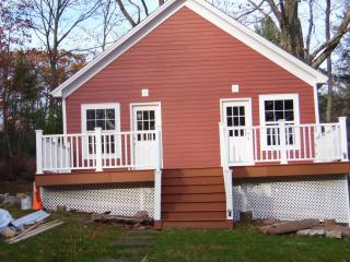 Lake Front Cabin duplex 2A - Lake Huntington vacation rentals
