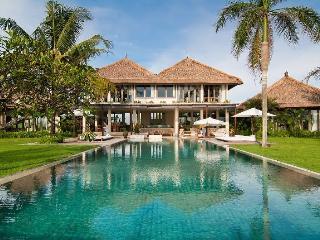 Kalima, Luxury Beachfront 6BR Villa - Canggu - Canggu vacation rentals