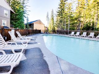 Tasteful, dog-friendly condo with pool/hot tub access! - Government Camp vacation rentals