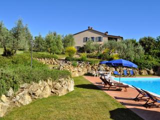 Perfect House in Montaione with A/C, sleeps 24 - Montaione vacation rentals