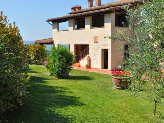 8 bedroom Villa in Montaione, San Gimignano, Volterra and surroundings, Tuscany, Italy : ref 2294105 - Villamagna vacation rentals