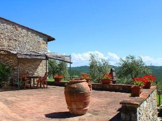 1 bedroom Condo with Internet Access in Gaiole in Chianti - Gaiole in Chianti vacation rentals