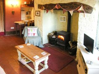 CASTLE COTTAGE period feaures, woodburning stove, pet-friendly cottage in Clun Ref 918820 - Clun vacation rentals