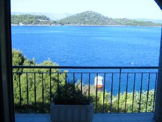 One bedroom apt in Sobra, sea view - Sobra vacation rentals