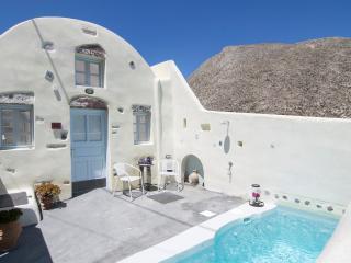 Timedrops Santorini Byzantine Villa - Emporio vacation rentals