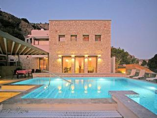 VillaCostaMare -Luxury Newly Built Stone Villa - Pefkos vacation rentals