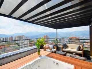 Luxury Penthouse with Jacuzzi - Medellin vacation rentals