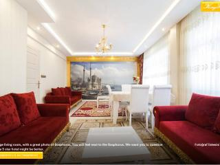Luxury 4 bedroom 120sqm flat in central Istanbul - Istanbul vacation rentals