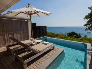 A Private Pool Room with Seaview - Phuket vacation rentals