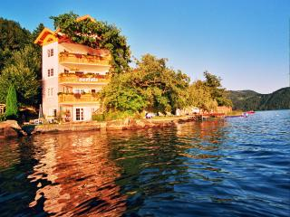 Seefels Appartements direkt am Millstätter See Kärnten Österreich - Millstatt vacation rentals