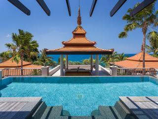 Ocean front pool Villa 4 bedrooms - Phuket vacation rentals