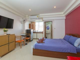 (D6181) Studio City View with Sofa Bed (4 adults) - Patong vacation rentals
