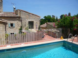 Perfect Saint-Siffret Studio rental with Internet Access - Saint-Siffret vacation rentals