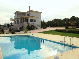 Luxury villa close to Athens and to the beach - Artemida vacation rentals