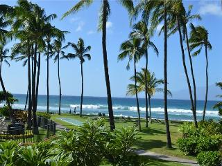 $199 SPECIAL to 9/4/17! Ocean View 2nd Floor Unit - Awesome View - Lahaina vacation rentals