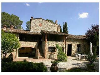 chianti wine estate Loggia1 - Colle di Val d'Elsa vacation rentals