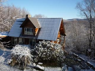 HICKORY RIDGE VERMONT LOG CABIN - Mount Tabor vacation rentals