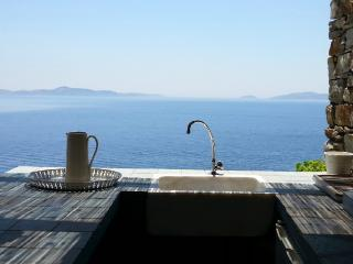 Villa Nascosta on the south coast of Naxos island - Naxos City vacation rentals