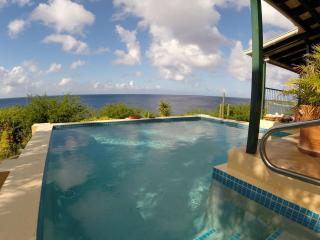 Cas Chi Chi-private, natural lux for 6 on the sea! - Willibrordus vacation rentals
