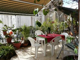 Lovely Terrace Rome Center - Internet 2-9 people - Rome vacation rentals
