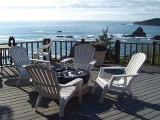 Romantic beachfront getaway - Oregon Coast vacation rentals