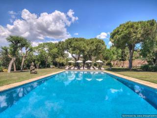 Villa Garraf holiday vacation large villa rental spain, sitges, near beach - Sitges vacation rentals