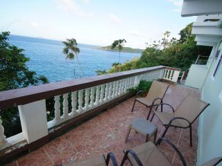 Secluded Oceanfront Getaway! 2bdrm - East End vacation rentals