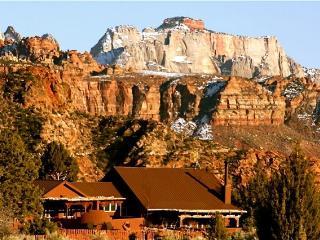 Zion Villa 10 Acre Inside Zion National Park - Virgin vacation rentals