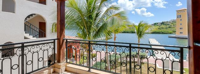 SPECIAL OFFER: St. Martin Villa 434 Lovely 2nd Floor, 2 Bedroom Apartment At Porto Cupecoy With Fabulous Marina View. - Cupecoy Bay vacation rentals