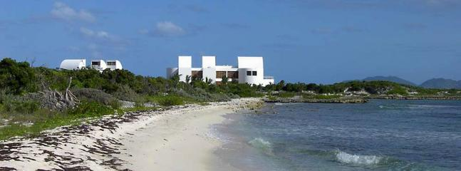 Cove Castles The Point Villa SPECIAL OFFER: Anguilla Villa 72 The Ideal Vacation Spot For The Well Travelled Who Appreciate Arch - West End Bay vacation rentals