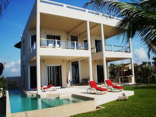 Lovely Villa with A/C and DVD Player - Akumal vacation rentals