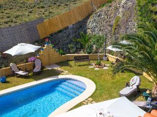 Luxury villa, pool,mini-golf, table tennis, boules - Carratraca vacation rentals
