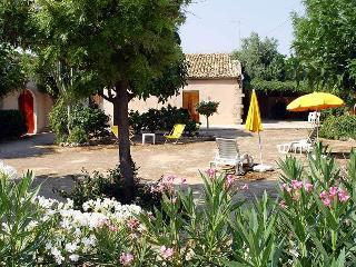 Cozy 2 bedroom Punta Secca Barn with A/C - Punta Secca vacation rentals