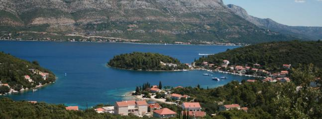 Villa Conte apartment for 4 persons - Korcula vacation rentals