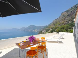 My Shazzy panoramic house in Praiano large terrace - Praiano vacation rentals