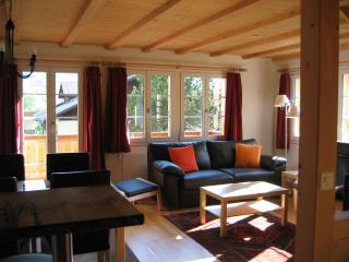 Delightful 4star Chalet Kiwi Apartment Grindelwald - Grindelwald vacation rentals