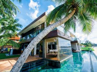 Villa U: 5* Beach-front  Villa with Infinity Pool - Koh Samui vacation rentals