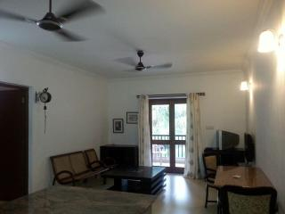 Pool View Apartment closer to Baga/Anjuna( AF1107) - Goa vacation rentals