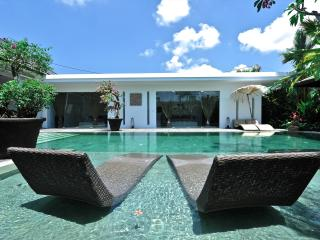Striking 3 BD villa minutes from central Seminyak - Seminyak vacation rentals