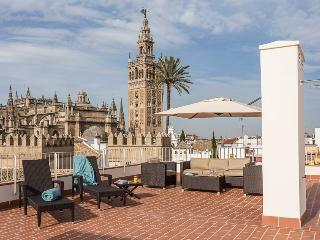 Puerta del Principe Atico Luxury Apartment - Province of Seville vacation rentals
