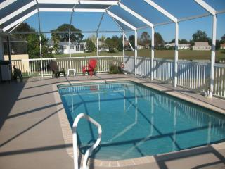 3br w/heated pool+cart; 2br homes also - The Villages vacation rentals