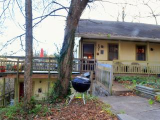 Al Fresco Townhouse - Eureka Springs vacation rentals
